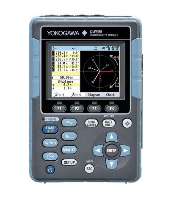 Yokogawa CW500 [CW500-B0-D] Power Quality Analyzer without Bluetooth