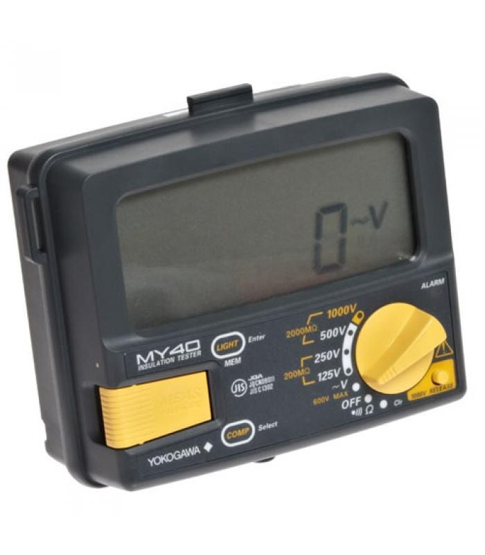 Yokogawa MY40 [MY40-01] Digital Insulation Testerb [DIHENTIKAN LIHAT HIOKI IR4057-20 OR MY600]