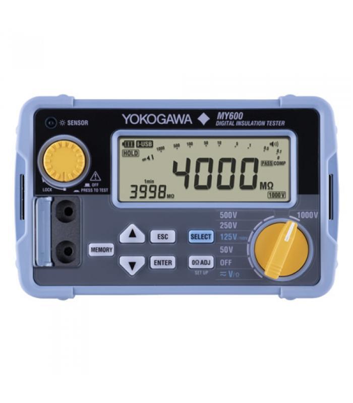 Yokogawa MY600 [MY-600] Digital Insulation Tester