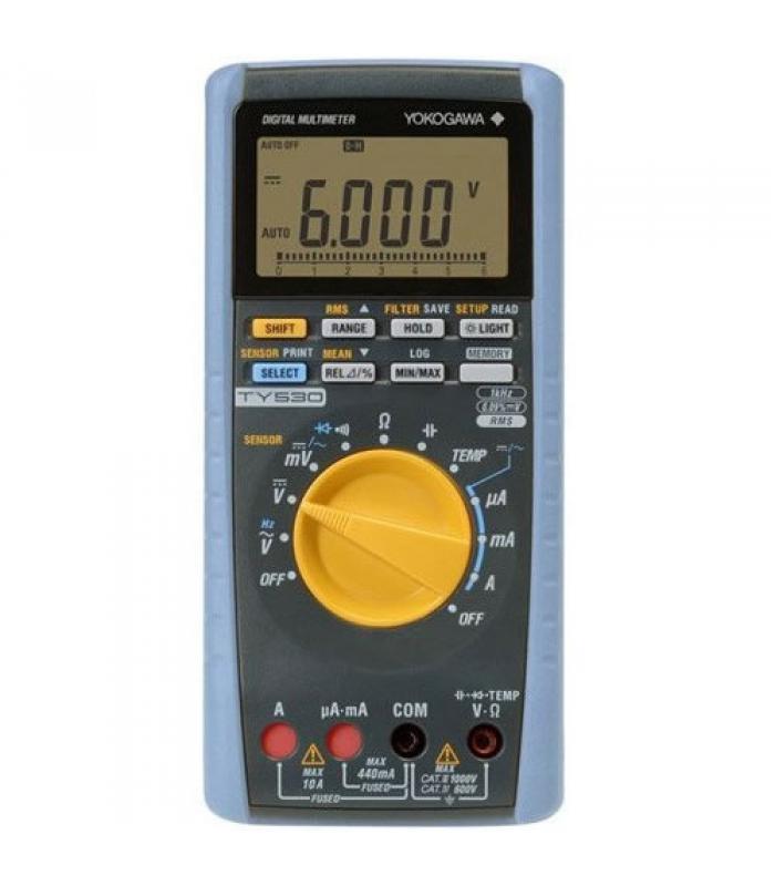 Yokogawa TY500 [TY520] Standard Type Digital Multimeter