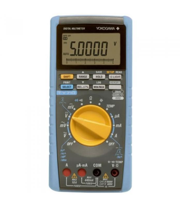 Yokogawa TY700 [TY710] Standard Type Digital Multimeter