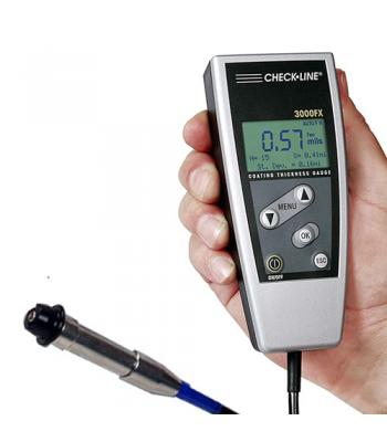 Checkline 3000FX [DCF-3000FX] Precision Coating Thickness Gauge