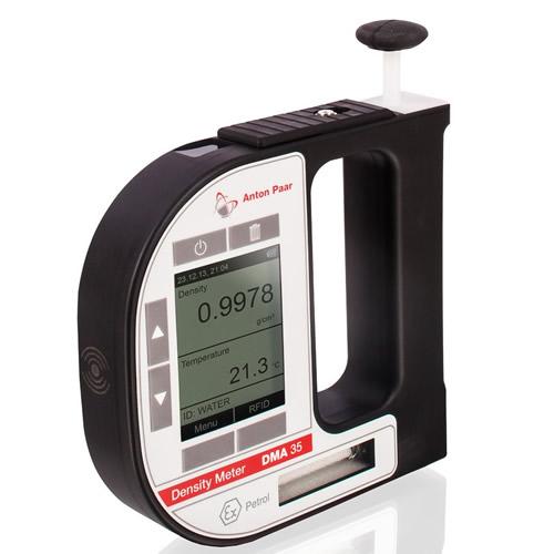 Portable density meter: dma™ 35:: anton-paar. Com.