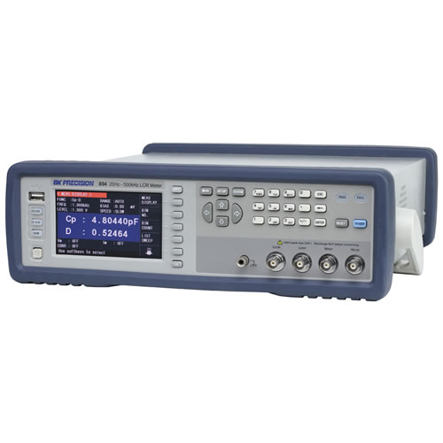 lcr meters jual harga price indomultimeter comBk Precision 889b Synthesized Incircuit Lcr Esr Meter With Component #12